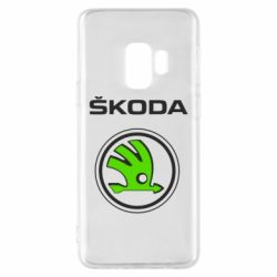Чехол для Samsung S9 Skoda Bird