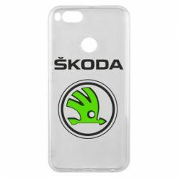 Чохол для Xiaomi Mi A1 Skoda Bird