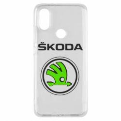 Чохол для Xiaomi Mi A2 Skoda Bird