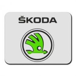 Коврик для мыши Skoda Bird