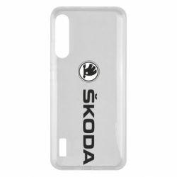 Чохол для Xiaomi Mi A3 Skoda logo