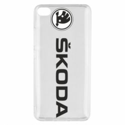 Чехол для Xiaomi Mi 5s Skoda logo