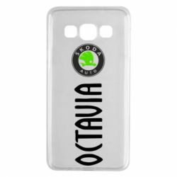 Чехол для Samsung A3 2015 Skoda Octavia