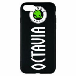 Чехол для iPhone 7 Skoda Octavia