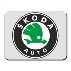 Коврик для мыши Skoda Small - FatLine