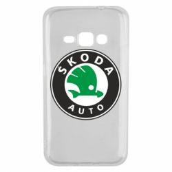 Чохол для Samsung J1 2016 Skoda Small