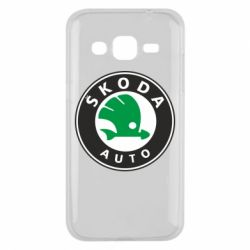 Чохол для Samsung J2 2015 Skoda Small