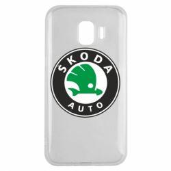 Чохол для Samsung J2 2018 Skoda Small