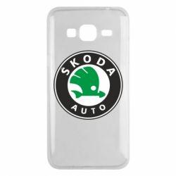 Чохол для Samsung J3 2016 Skoda Small