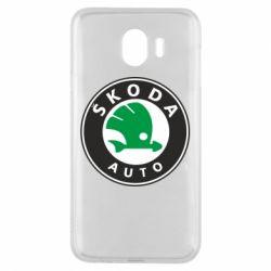 Чохол для Samsung J4 Skoda Small