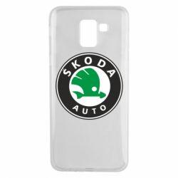 Чохол для Samsung J6 Skoda Small