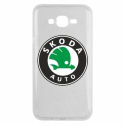 Чохол для Samsung J7 2015 Skoda Small
