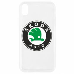 Чохол для iPhone XR Skoda Small