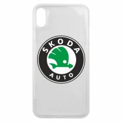 Чохол для iPhone Xs Max Skoda Small