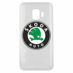 Чохол для Samsung J2 Core Skoda Small
