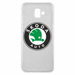 Чохол для Samsung J6 Plus 2018 Skoda Small