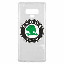 Чохол для Samsung Note 9 Skoda Small