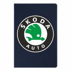 Блокнот А5 Skoda Small