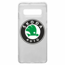 Чохол для Samsung S10+ Skoda Small