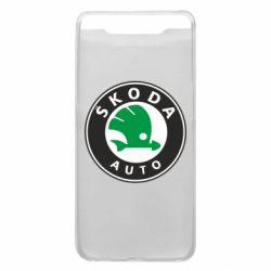 Чохол для Samsung A80 Skoda Small