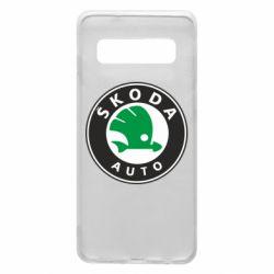 Чохол для Samsung S10 Skoda Small