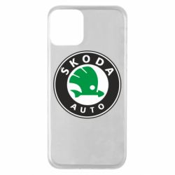 Чохол для iPhone 11 Skoda Small