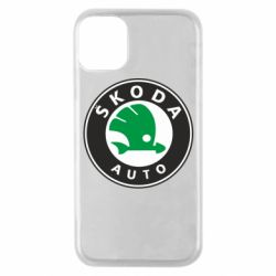 Чохол для iPhone 11 Pro Skoda Small