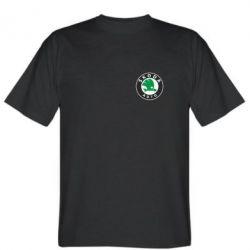 Мужская футболка Skoda Small - FatLine