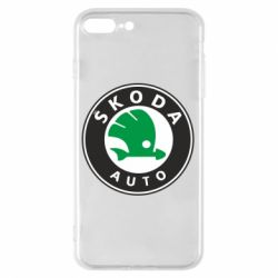 Чохол для iPhone 8 Plus Skoda Small