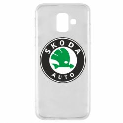 Чохол для Samsung A6 2018 Skoda Small