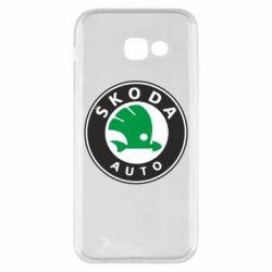 Чохол для Samsung A5 2017 Skoda Small