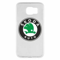 Чохол для Samsung S6 Skoda Small