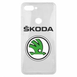 Чехол для Xiaomi Mi8 Lite Skoda