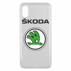 Чехол для Xiaomi Mi8 Pro Skoda