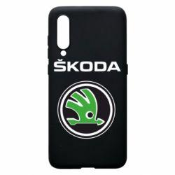 Чехол для Xiaomi Mi9 Skoda