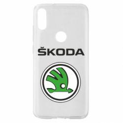 Чехол для Xiaomi Mi Play Skoda