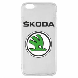 Чохол для iPhone 6 Plus/6S Plus Skoda