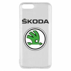 Чехол для Xiaomi Mi6 Skoda