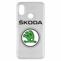Чехол для Xiaomi Mi8 Skoda