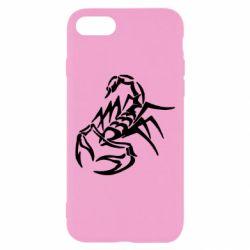Чохол для iPhone 7 2 скорпіон