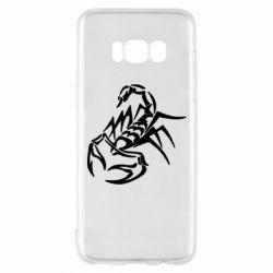 Чохол для Samsung S8 2 скорпіон