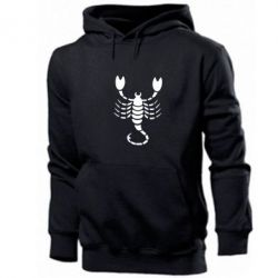 Толстовка скорпион - FatLine