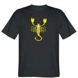Мужская футболка скорпіон - FatLine