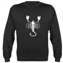 Реглан (свитшот) скорпион - FatLine