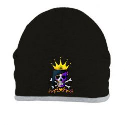 Шапка Skull and crown