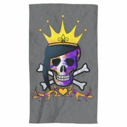 Рушник Skull and crown