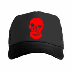 Кепка-тракер Skull and Fist