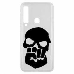 Чехол для Samsung A9 2018 Skull and Fist