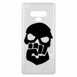 Чехол для Samsung Note 9 Skull and Fist