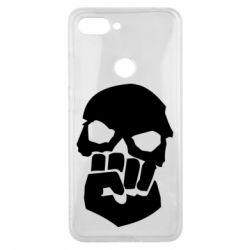 Чехол для Xiaomi Mi8 Lite Skull and Fist